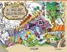 Krabbelkuns Inkleur – Doodle Art Colouring 2  image