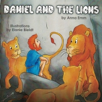 Daniel and the Lions Picture book & CD image