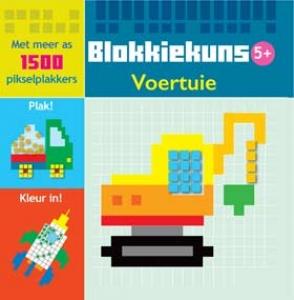 Blokkiekuns: Voertuie  picture 2332
