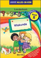 Alles-in-Een Wiskunde Leerderboek Gr. R image