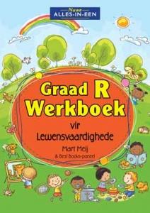 Nuwe Alles-In-Een Graad R Werkboek vir Lewensvaardighede  picture 2151