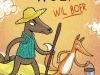 Ek lees self: Jakkals en Wolf wil boer  image