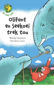 Ek lees self 5 : Olifant en seekoei trek tou  picture 1211