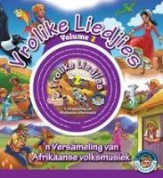 Boek en Liedjies CD : Vrolike liedjies volume 2 image