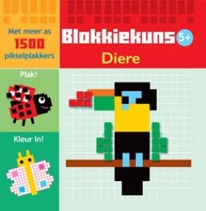 Blokkiekuns: Diere  picture 2331