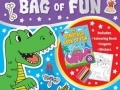 Activity Bag and Stickers