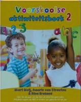 Nuwe Alles-In-Een voorskoolse aktiwiteitsboek 2 image