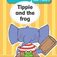 Learn to read (Level 1) 9: Tippie and the frog image
