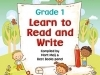 The New All-In-One Learn to Read and Write Workbook for Grade 1 image