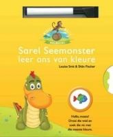 Wielie Walie Woelwaters : Sarel Seemonster leer ons van kleure image