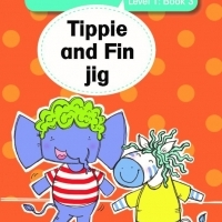 Learn to read (Level 1) 3: Tippie and Fin jig image