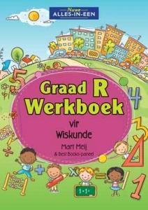 Nuwe Alles-In-Een Graad R Werkboek vir Wiskunde  picture 2149